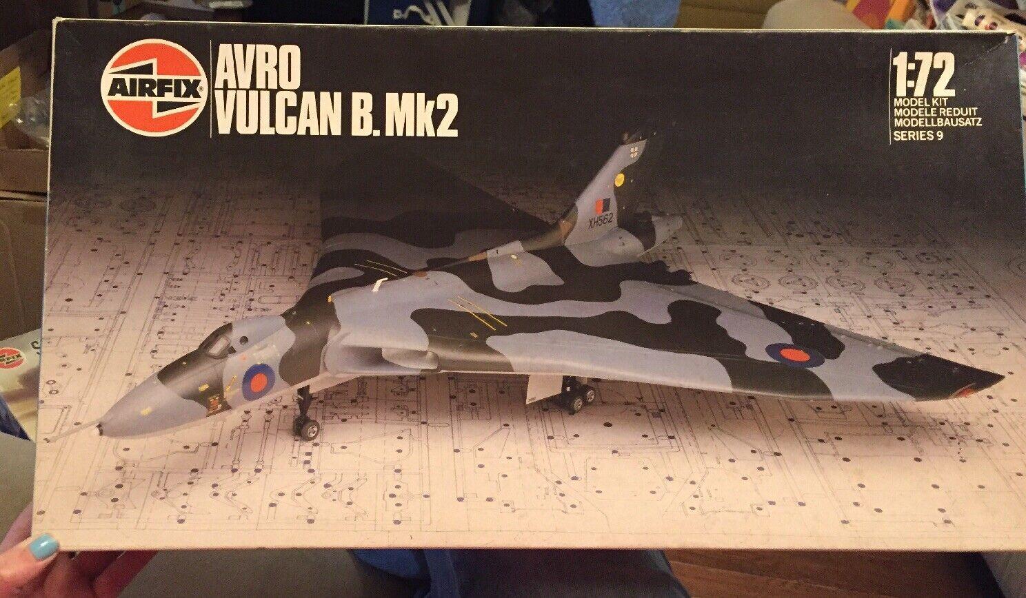 Resultado de imagem para 1/72 airfix avro vulcan