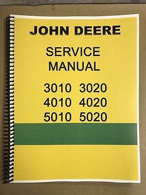 4010 John Deere Technical Service Shop Repair Manual Condensed Version  John Deere Alternator Wiring Diagram on john deere 2030 alternator wiring, john deere 2640 alternator wiring, john deere 4230 alternator wiring, john deere 4430 alternator wiring,