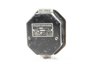 Age-Bell-Transformer-For-Bell-250-Volt-Fully-Functional