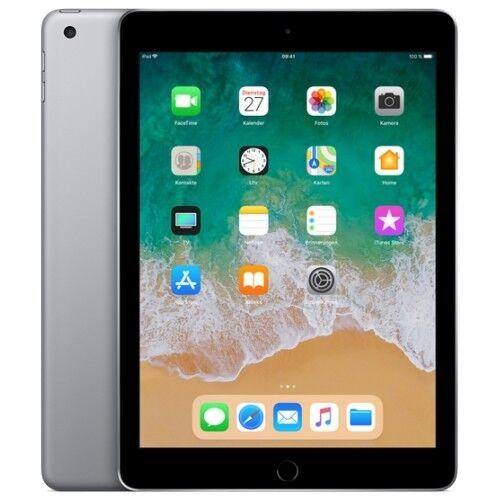 Apple iPad 9-7-2018-32GB WiFi trådløs rum-grå IOS tablet-pc med no-kontrakt-WOW