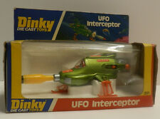 Spazio 1999 Space Ufo Interceptor Dinky Toys Gerry Anderson Old model figure