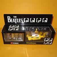 2000 Corgi Classics 05405 The Beatles Yellow Submarine Boxed Limited Edition