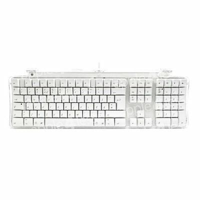 new apple usb wired pro keyboard norwegian m7803 ebay. Black Bedroom Furniture Sets. Home Design Ideas