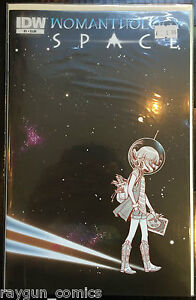 Womanthology-Space-1-NM-1st-Print-IDW-Comics