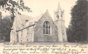 Chapel, Allegheny College Meadville, PA