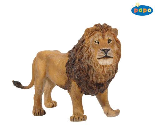 Papo 50040 Lion 5 1//2in Wild Animals