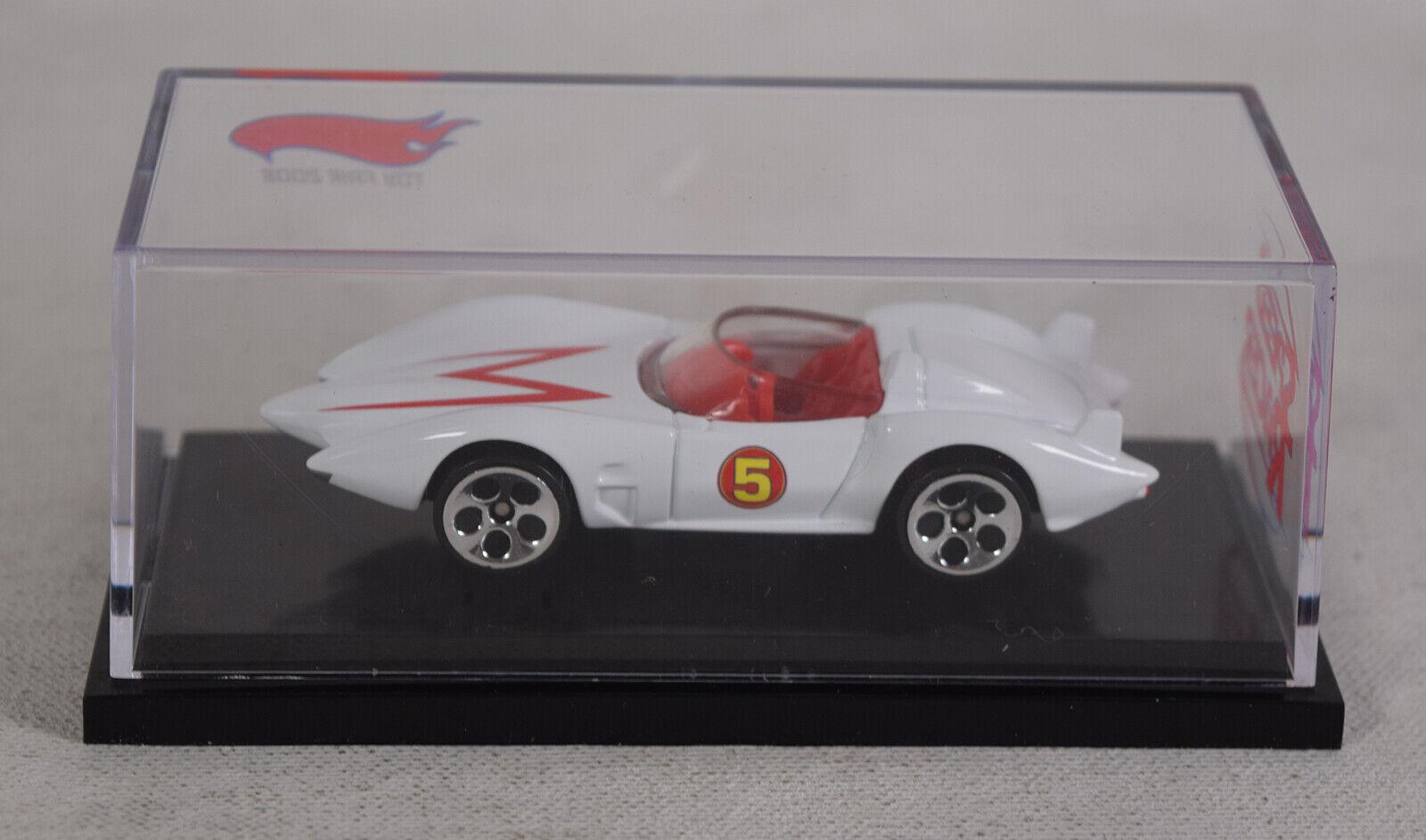 Hot Wheels TOY FAIR 2008 SPEED RACER match 5 Limited Edition Mattel