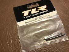 2 TLR233000 Team Losi Racing Shock Shaft  3.5 x 44mm  TiCN