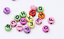 miniatuur 23 - 200 Alphabet Letter Mixed Colour Beads Gems Kids Girls DIY Jewellery Xmas Gift