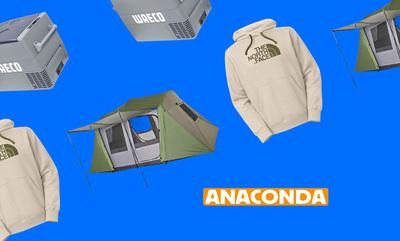 Festive Sale From Anaconda