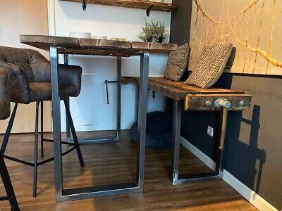 DIY Bar Stehtisch Tischgestell Tischbeine H-Gestell BartischWunschmaß