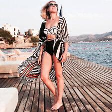 7197e7728e item 4 Summer Women Long Bikini Cover Up Swimwear Beach Bathing Kaftan Maxi  Dress Boho -Summer Women Long Bikini Cover Up Swimwear Beach Bathing Kaftan  Maxi ...