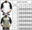 Mens-3-4-Sleeve-Raglan-Baseball-Casual-T-Shirt-Crew-Neck-Tee-Jersey-Top-Blouse