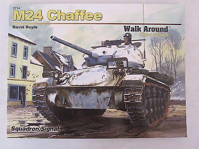 *** Squadron Signal No 5714 M24 Chaffee Walk Around ***