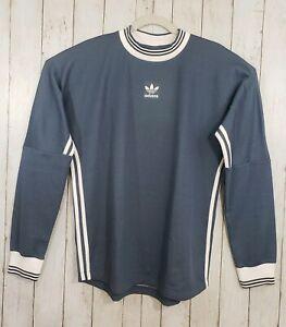 Adidas Originals Men's Goalie Soccer Jersey Trefoil stripe long ...