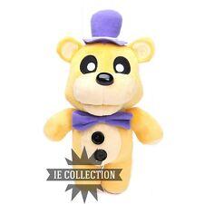 Five Nights at Freddy's Golden Freddy Peluche 25 CM pupazzo Fazbear Foxy Bonnie