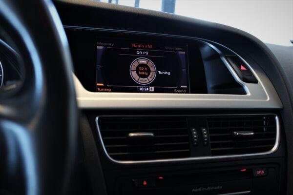 Audi A4 2,0 TDi 143 billede 10