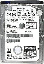 "HDD DISCO DURO 2.5"" SATA 320GB HITACHI HTS545032A7E380 7MM HARD DISK 0J11283"