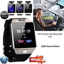 Montre-connectée-tactile_Smart/watch-Android-Smartphone-caméra_VIDEO-connecter