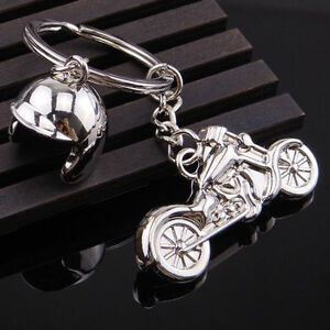 FASHION-Motorcycle-Scooter-3D-Pendant-car-Key-Chains-Keychain-Keyfob-Keyring-Toy