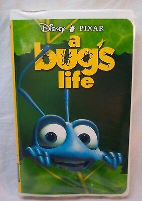 Walt Disney Pixar A Bug S Life Vhs Video 1999 786936088250 Ebay