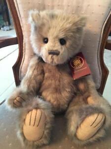 Charlie Bears Ernest Bears Dolls & Bears