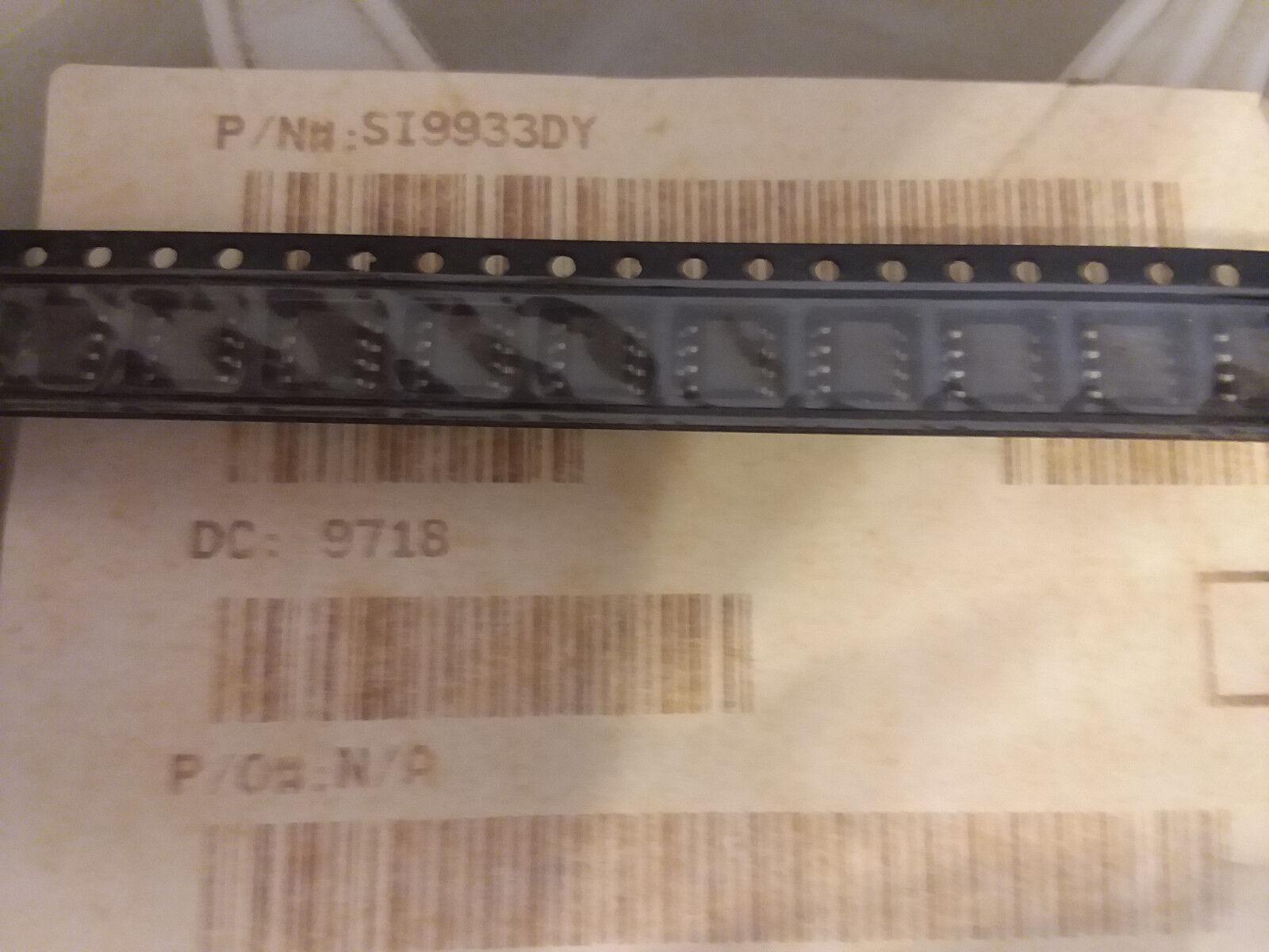 D DSS,7A I BR ,SO8 10X SI4412DY TRANSISTOR,MOSFET,N-CHANNEL,30V V