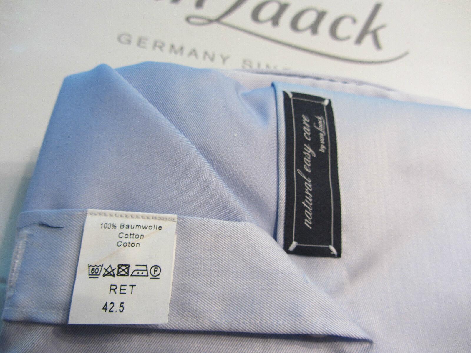 Van Laack Royal Royal Laack 42,5 - 41-42 RET Regular Fit, Kuzer bras 60 cm 139 € 4873 DR af2e82