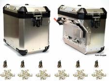 BMW Motorrad R1200GS R1250GS Adventure LC Aluminium Panniers with Locks
