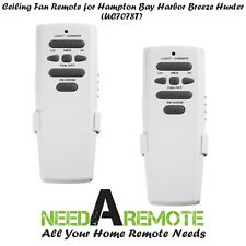 NEW ANDERIC Ceiling Fan Remote Control RR7078TR//UC7051R Replacement Ceiling F...