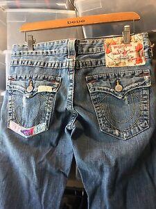 30 Femme Denim True Jeans Woodstock Religion Bnwt Joey n0fqAnx