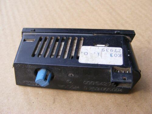MERCEDES 0005427923 Sensore di Parcheggio PTS Display UnitW140 S Classe