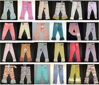 NWT Matilda Jane boutique girls knit flare ruffle leggings pants VARIOUS sizes