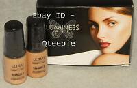 Luminess Air - Airbrush Makeup - 2 Pc Fair Shades 2 & 3 Foundation Combo