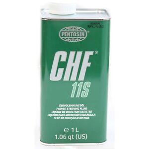 Pentosin-CHF-11S-Servolenkungsoel-Hydraulikoel-Power-Steering-Fluid-CHF11S-1-Liter
