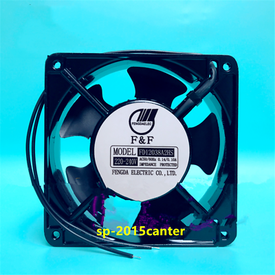 For EVERCOOL EC5015L12E-B DC12V 0.10A 50*50*15mm 2wire Blower cooling fan #SP62