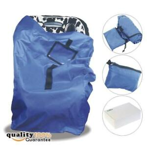 Quality Airport Gate Check Bag For Car Seats With Backpack