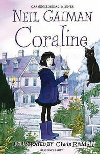 Coraline-by-Gaiman-Neil-NEW-Book-FREE-amp-Fast-Delivery-Paperback