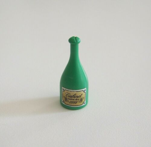 """RACING PLAYMOBIL Bouteille de Champagne /""""Cabinet 1992/"""" S147"""