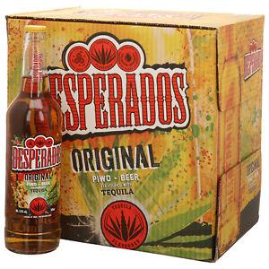 Desperados Tequila Bier 12 Flaschen A 580 Ml 6 0 Ebay