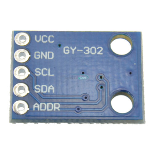 2//5//10PCS BH1750FVI Digital Light intensité Sensor Module pour AVR Arduino Power