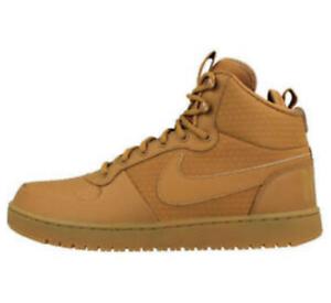 New Nike Court Bgoldugh Mid Winter Wheat AA0547-700 Men's shoes AF