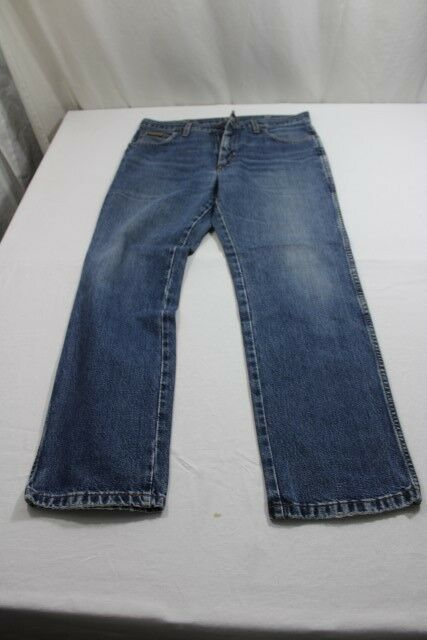 J7694 Wrangler Wrangler Wrangler Texas Jeans W33 L30 Blau  Sehr gut | Attraktives Aussehen  | Professionelles Design  | Haltbar  | Viele Stile  | Für Ihre Wahl  13fb6b