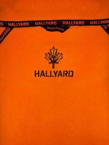 "BOSLER Turning-Fleece Jacket /""Hall Yard/"" Brown//Oran; Hunting Jacket; Signal-Hunting Jacket"