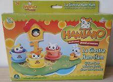 La Giostra Ham Ham Hamtaro Piccoli Criceti Action Figure Giochi Preziosi Anni 00