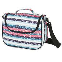 Rip Curl Ethnic Vanity Case Wash Bag In Optical White