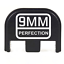 Details about  /Rear Cover Slide Back Plate For Gen 1-5 Glock Magazine Accessories Perfection