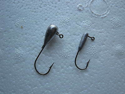 Jigheads 25 Tube Jig Heads Choose Size