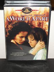 Image Is Loading A World Apart DVD Chris Menges Barbara Hershey