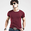T-Shirt-Cotton-Neck-in-V-Fitness thumbnail 101